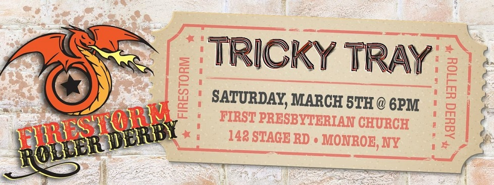 NEW EVENT: Tricky Tray